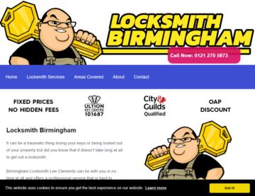 Birmingham Locksmith